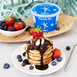 Florida Eis Pancakes