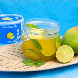 Florida's erfrischender Mango Eistee