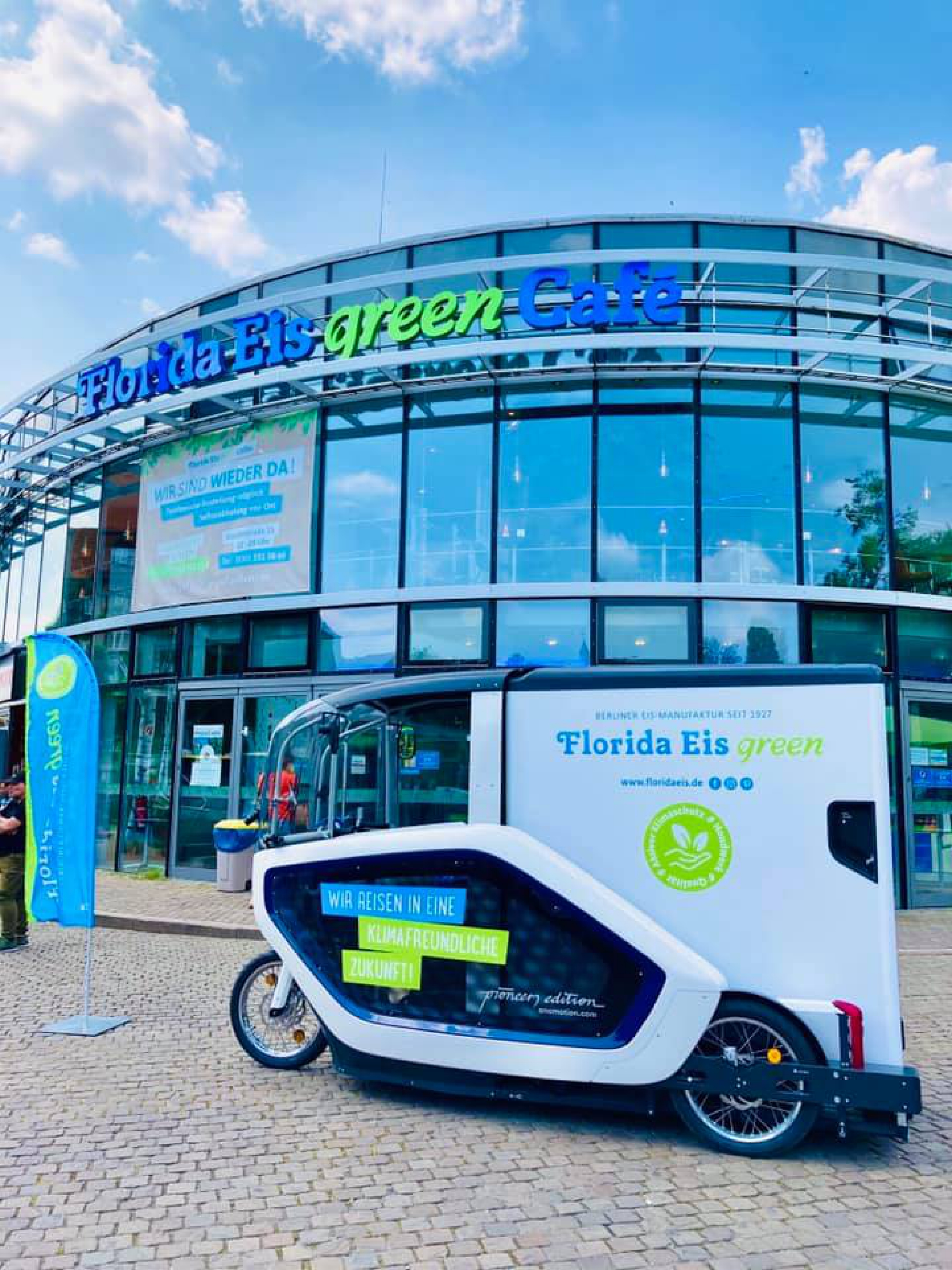 Auslieferungsfahrer E-Bike/ONO-Bike (m/w/d)