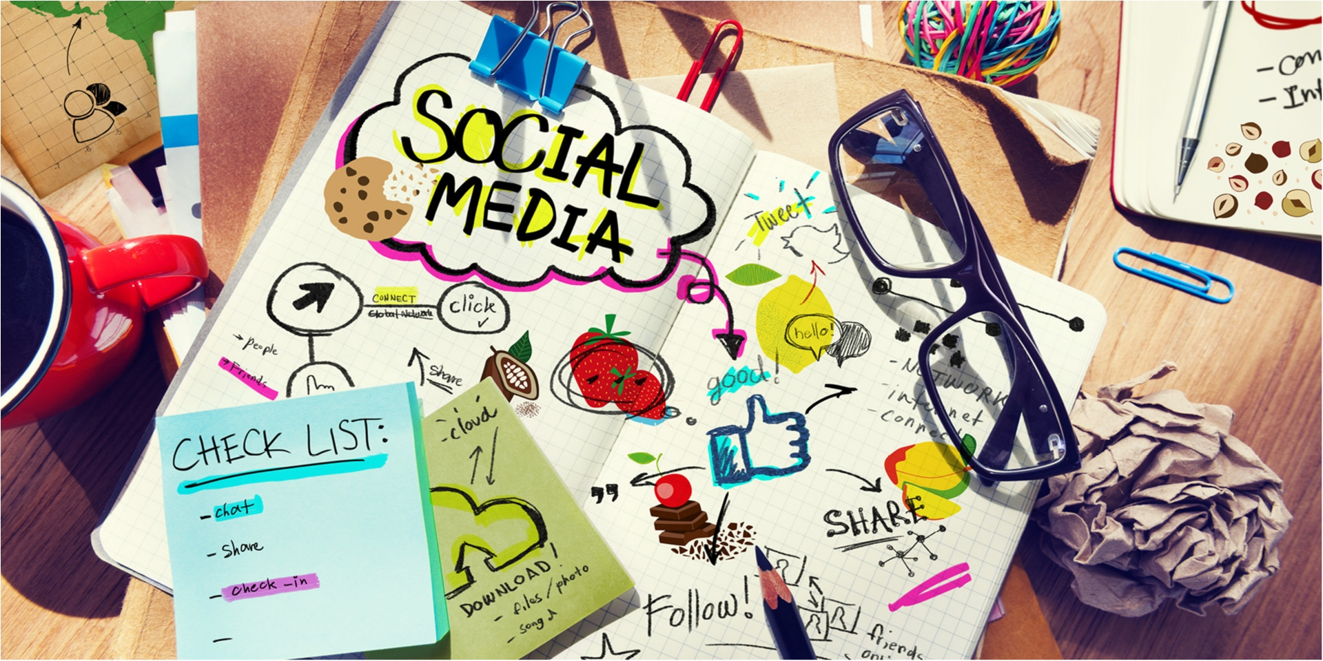 Mitarbeiter*in im Bereich Marketing / Social Media