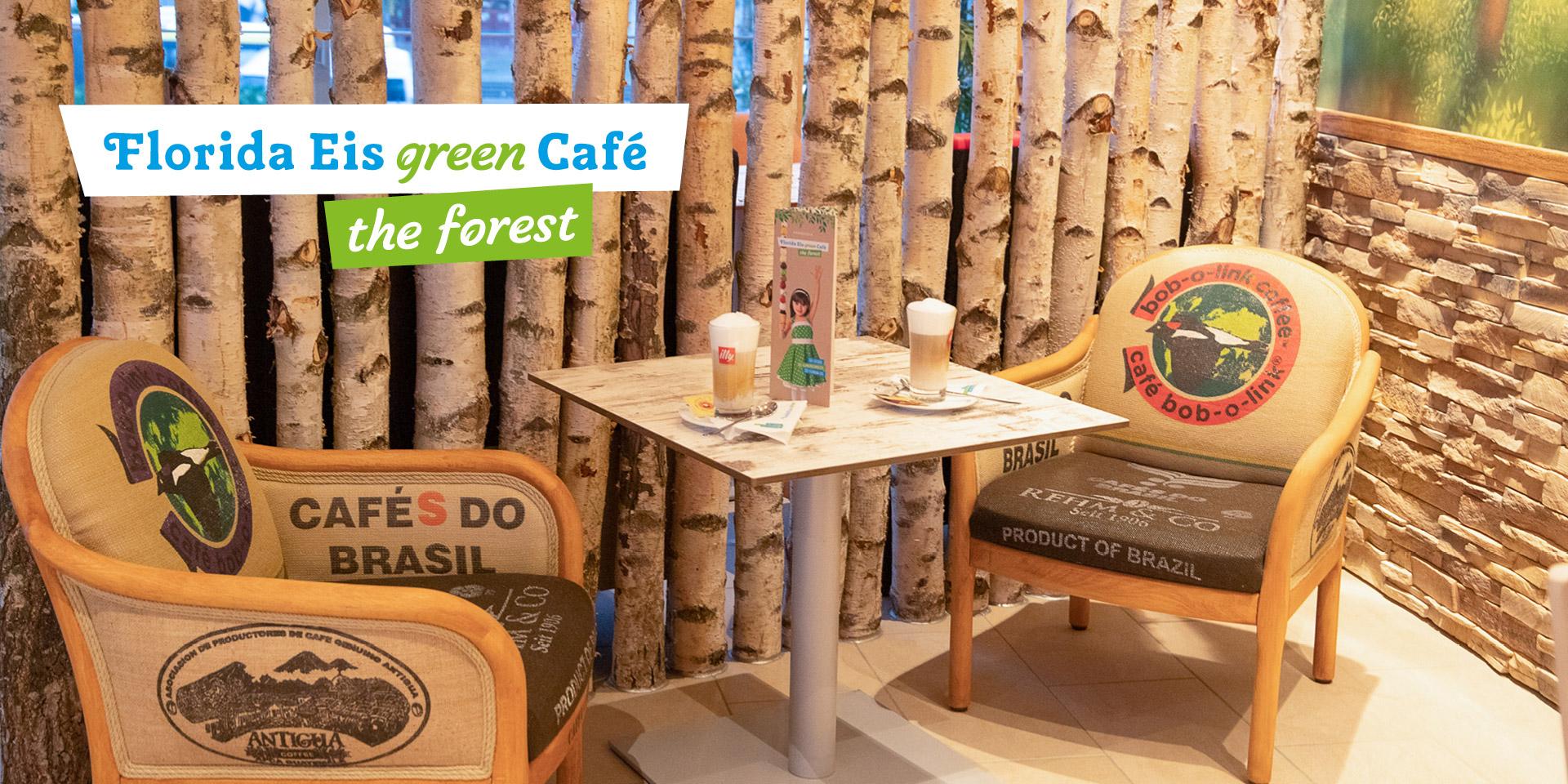 The Forest innen