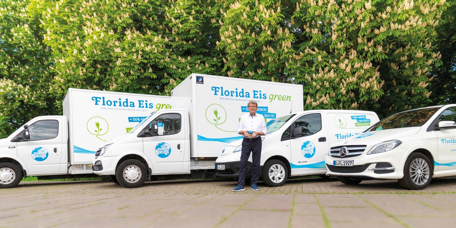 E-Mobilitaet, E-Flotte und Olaf Höhn